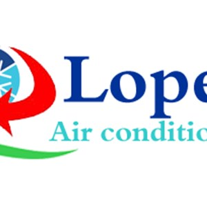 Lopez air Conditioning Repair Services Logo