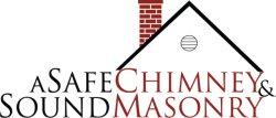 A Safe Chimney & Sound Masonry Logo