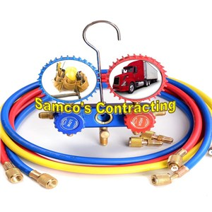 Samcos Contracting LLC Logo