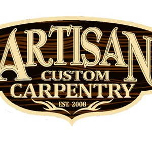 Artisan Custom Carpentry Logo