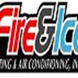 Fire & Ice Heating & Air Conditioning Logo