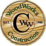 Woodworks Construction Logo