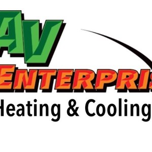 AV Enterprise Heating and Cooling LLC Logo