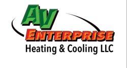 AV Enterprise Heating and Cooling LLC Logo