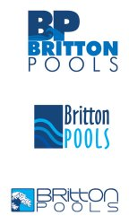 Britton Pools Logo
