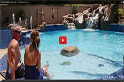 Castlerock Pools & Spas Logo