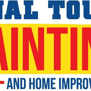 Final Touch Painting And Home Improvement Logo