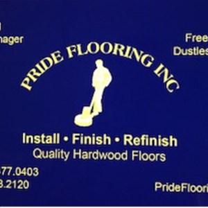 Pride Flooring Logo