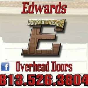 Edwards Overhead Doors, Inc Logo