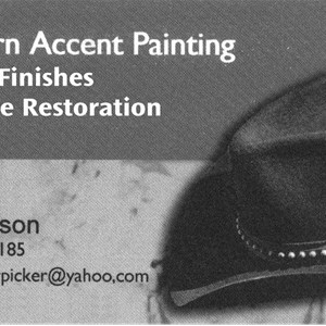 Southern Accent Painting Logo