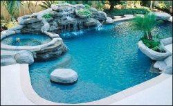 Texans Pool Services Logo