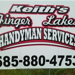 Keiths Finger Lakes Handyman Services Logo