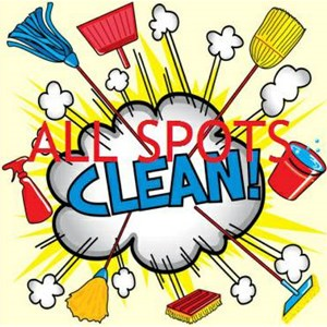 All Spots Clean Logo