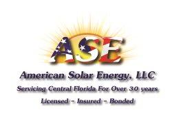 American Solar Energy, LLC Logo