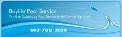 Baylife Pool Service Logo