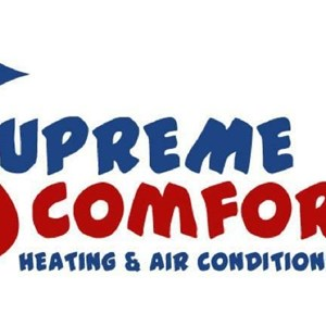 Supreme Comfort Heating and Air Conditioning LLC Logo