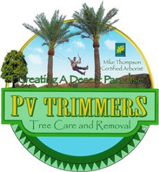Pv Trimmers Logo