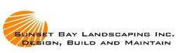 Sunset Bay Landscaping Logo