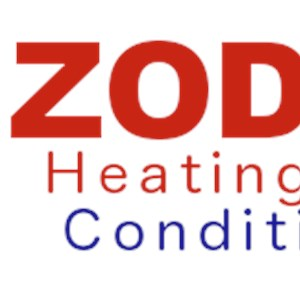 Zodiac Heating & Air Conditioning Logo
