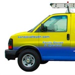 Conejo Valley Heating & Air Conditioning Logo
