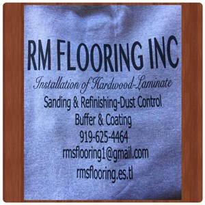 RM Flooring Inc Logo