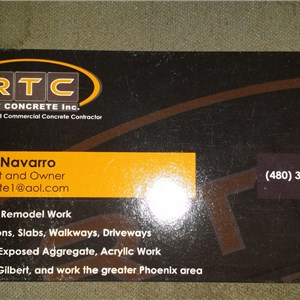 Rt Concrete Inc Cover Photo