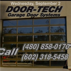 Doortech Garage Door System Logo
