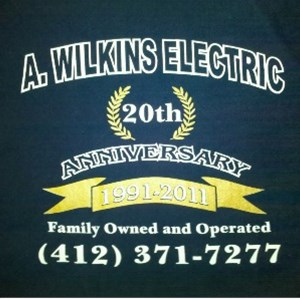 A Wilkins Electric Cover Photo
