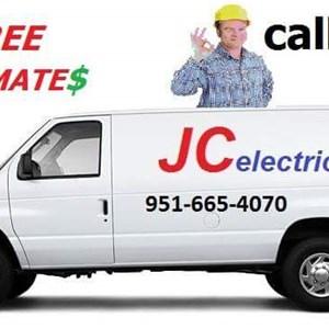 Jc Electric Logo