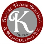 Klassic Home Building and Remodeling Inc. Logo