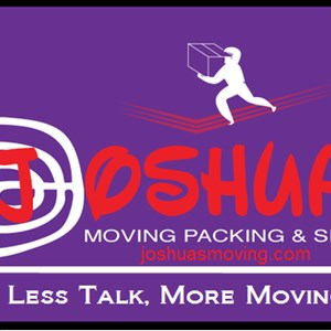 JOSHUAS MOVING PACKING AND STORAGE LLC Logo