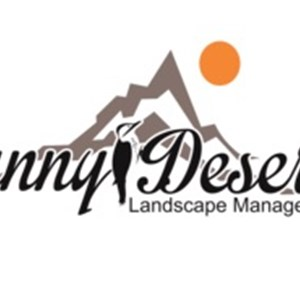 Sunny Desert Landscaping Cover Photo