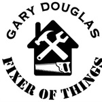 Gary Douglas - Fixer Of Things Logo