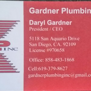 Gardner Plumbing Inc Cover Photo