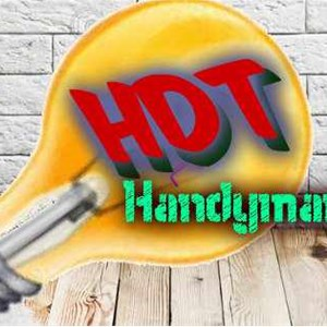 Handyman Home Repairs Logo
