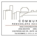 Community Remodelers Inc. Cover Photo