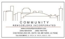 Community Remodelers Inc. Logo
