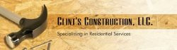 Clints Construction Llc. Logo