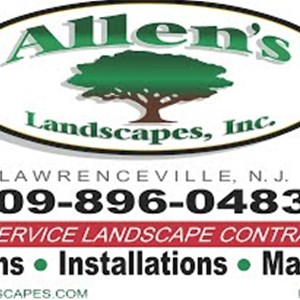 Allens Landscapes Cover Photo