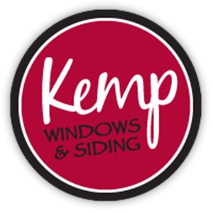 Kemp Windows & Siding Logo