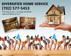 Diversified Home Service Logo