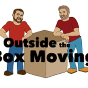 Outside The Box Moving Logo