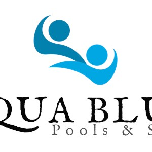 Aqua Blue Pools And Spas Logo