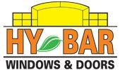 Hy-bar Windows & Doors Logo