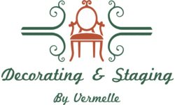 Decorating & Staging by Vermelle Logo