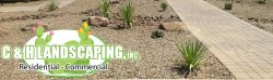 C & H Landscaping INC Logo