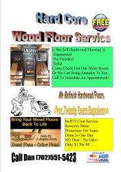 Hard Core Wood Floors And More Logo