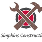 Simpkins Construction Co Logo