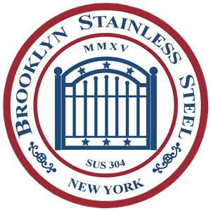Brooklyn Stainless Steel Cover Photo