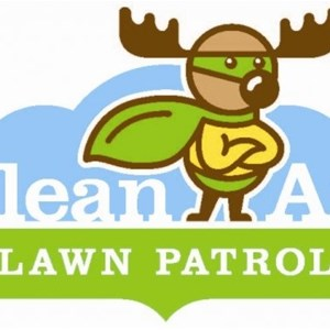 Clean Air Lawn Care Logo